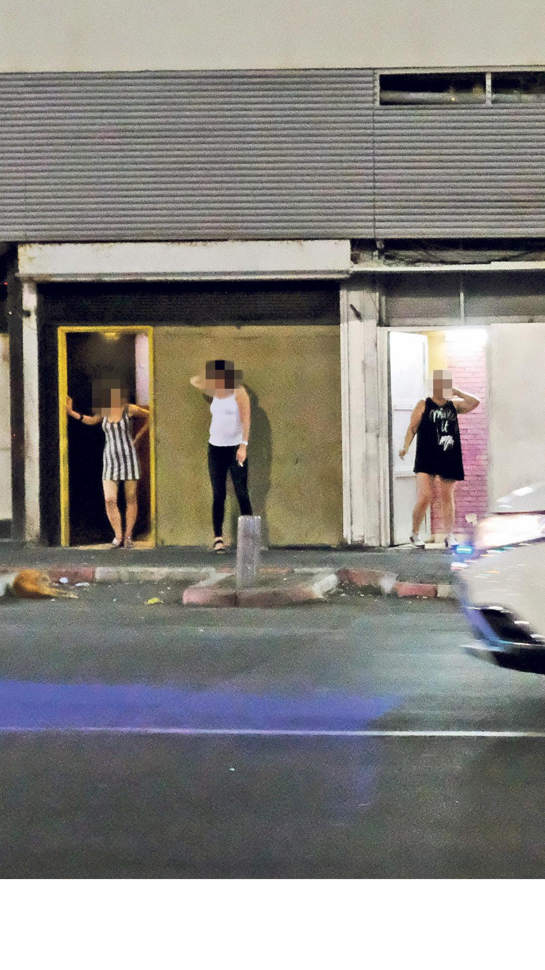 Prostitutes Yafo
