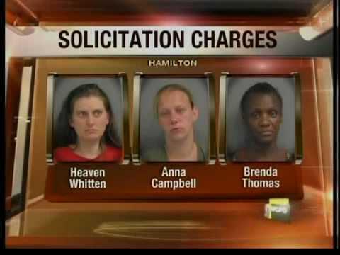 Prostitutes Hamilton