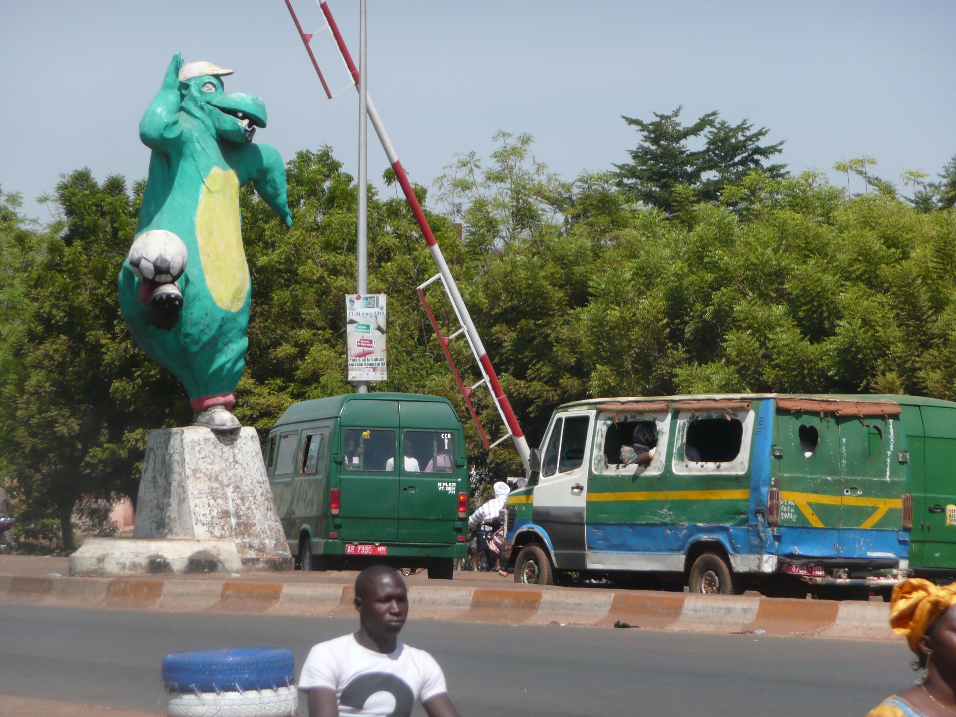 Prostitutes Bamako