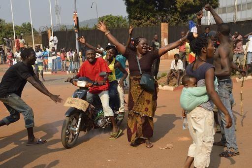 Prostitutes Bangui