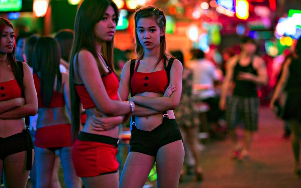 Prostitutes in Haiphong