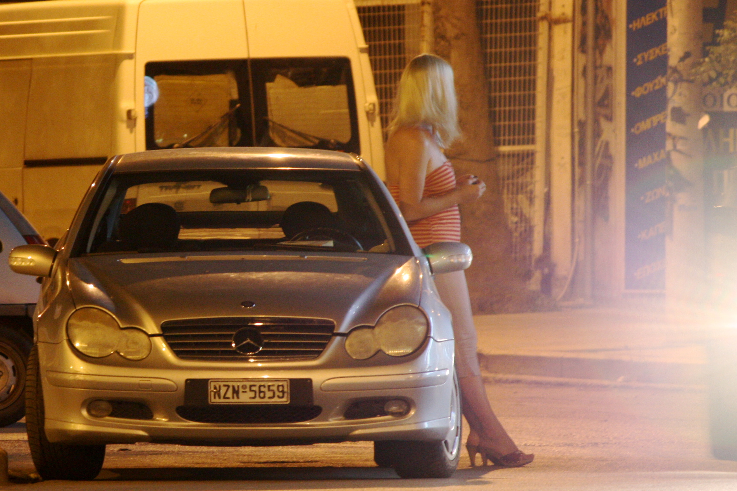 Prostitutes Thessaloniki
